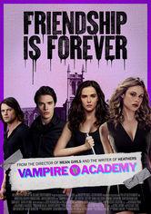 Rent Vampire Academy on DVD