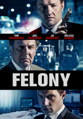 Rent Felony on DVD