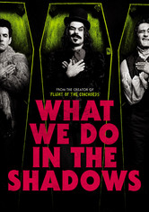 Rent What We Do in the Shadows on DVD