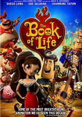 Rent The Book of Life on DVD