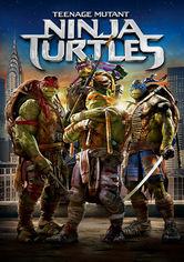 Rent Teenage Mutant Ninja Turtles on DVD