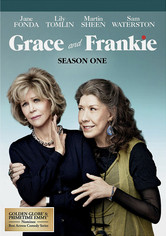 Rent Grace and Frankie: Season 1 on DVD