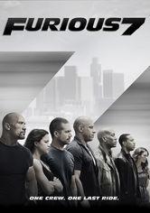 Rent Furious 7 on DVD