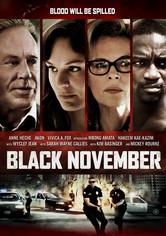 Rent Black November on DVD