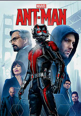 Rent Ant-Man on DVD