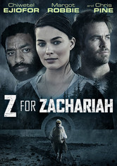 Rent Z for Zachariah on DVD