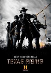 Rent Texas Rising on DVD
