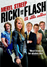 Rent Ricki and the Flash on DVD