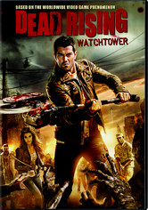 Rent Dead Rising: Watchtower on DVD