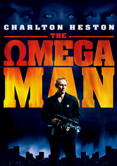 Rent The Omega Man on DVD