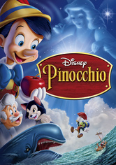 Rent Pinocchio on DVD