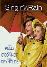 Rent Singin' in the Rain on DVD