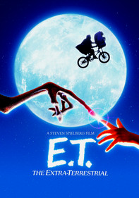 E.T. the Extra-Terrestrial.....