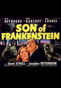 Son of Frankenstein /Ghost of Frankenstein