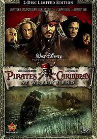 Pirates...: At World's End: Bonus Material