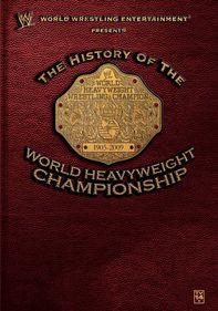 WWE: History of the World Heavyweight