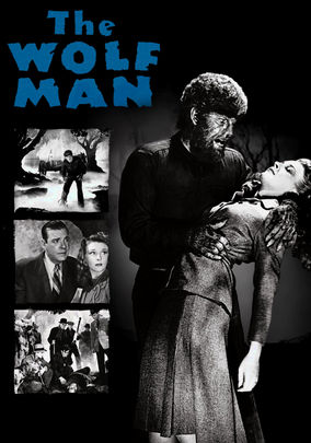 Rent The Wolf Man on DVD