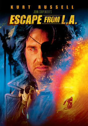 Rent Escape from L.A. on DVD