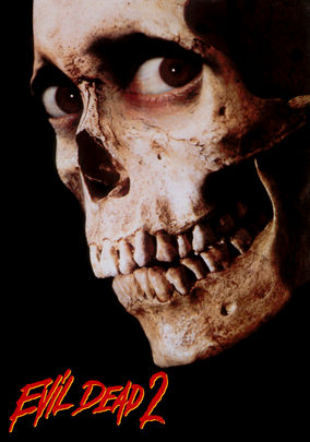 Rent Evil Dead 2: Dead by Dawn on DVD