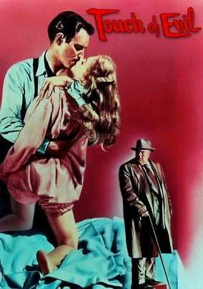 Rent Touch of Evil on DVD