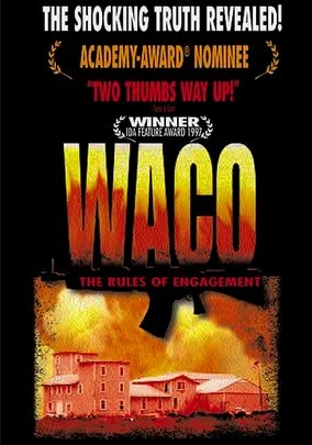 Rent Waco: The Rules of Engagement on DVD