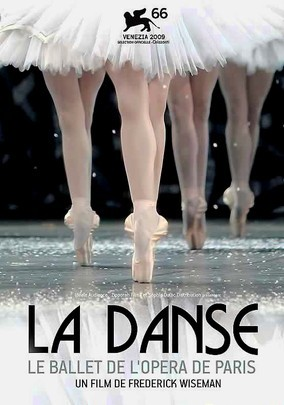 Rent La Danse -- Le Ballet de l'Opera de Paris on DVD