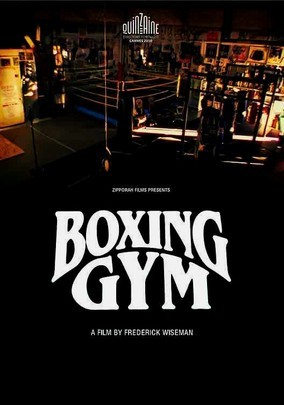 Rent Boxing Gym on DVD