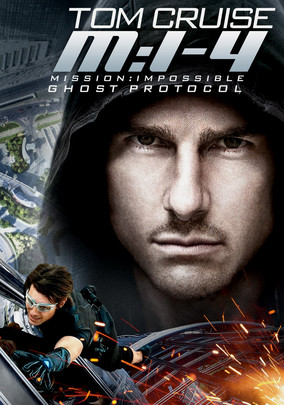 Rent Mission: Impossible - Ghost Protocol on DVD