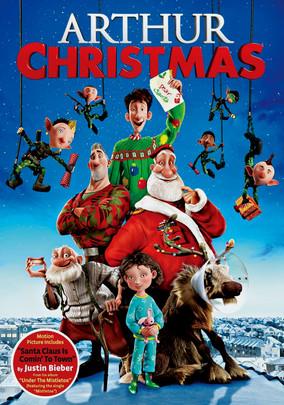 Rent Arthur Christmas on DVD