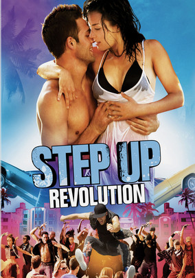 Rent Step Up: Revolution on DVD