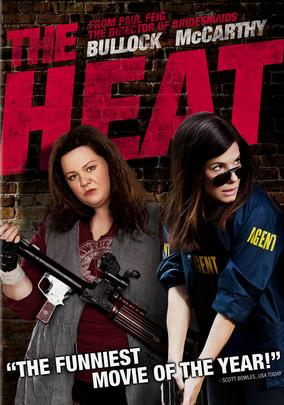 Rent The Heat on DVD