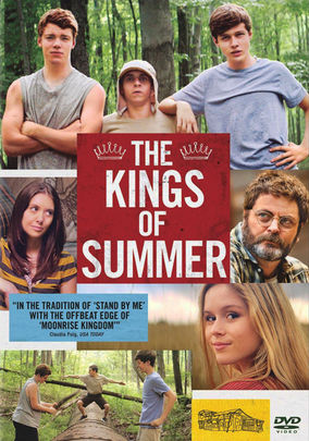 Rent The Kings of Summer on DVD