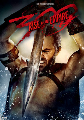 Rent 300: Rise of an Empire on DVD