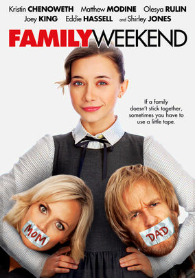 Rent Family Weekend on DVD