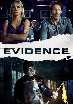 Rent Evidence on DVD