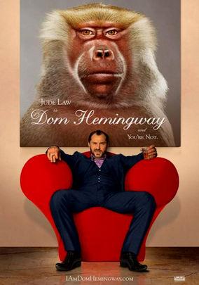 Rent Dom Hemingway on DVD