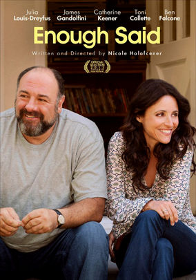 Rent Enough Said on DVD
