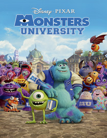 Monsters University iPad Movie Download