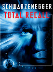 Total Recall (1990) Box Art