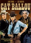 Cat Ballou (1965) Box Art