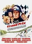 Grand Prix (1966) poster