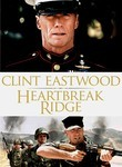 Heartbreak Ridge (1986) Box Art