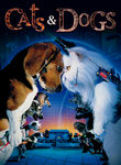 Cats & Dogs: The Revenge of Kitty Galore 3D poster