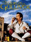 The Three Worlds of Gulliver (1959) Box Art