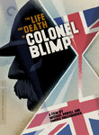 Life and Death of Colonel Blimp poster