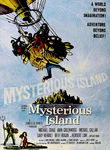 Mysterious Island (1961) Box Art