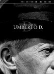 Umberto D (1952) poster