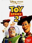 Toy Story 2 (1999) Box Art