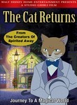 The Cat Returns (2002) Box Art