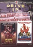 One Down Two to Go / Brotherhood of Death: Double Feature
